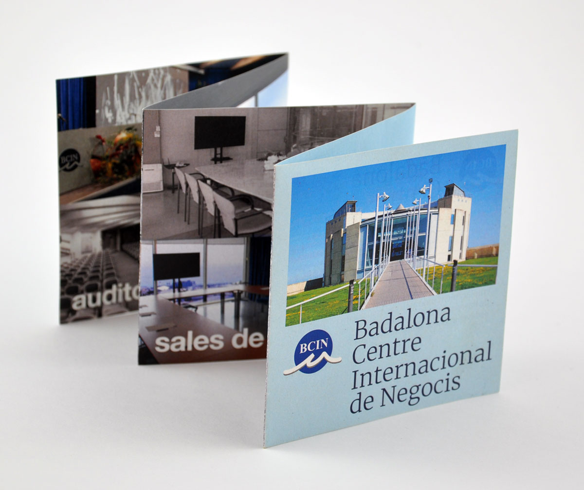 Disseny de catàlegs promocionals per empresa