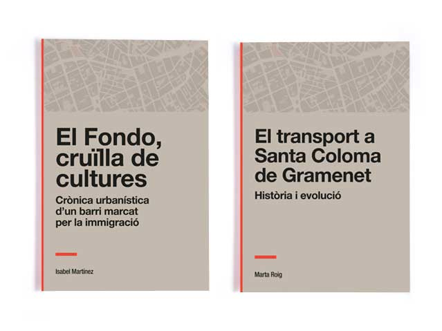 Diseño de libros Barcelona. Estudi Marta Sansa