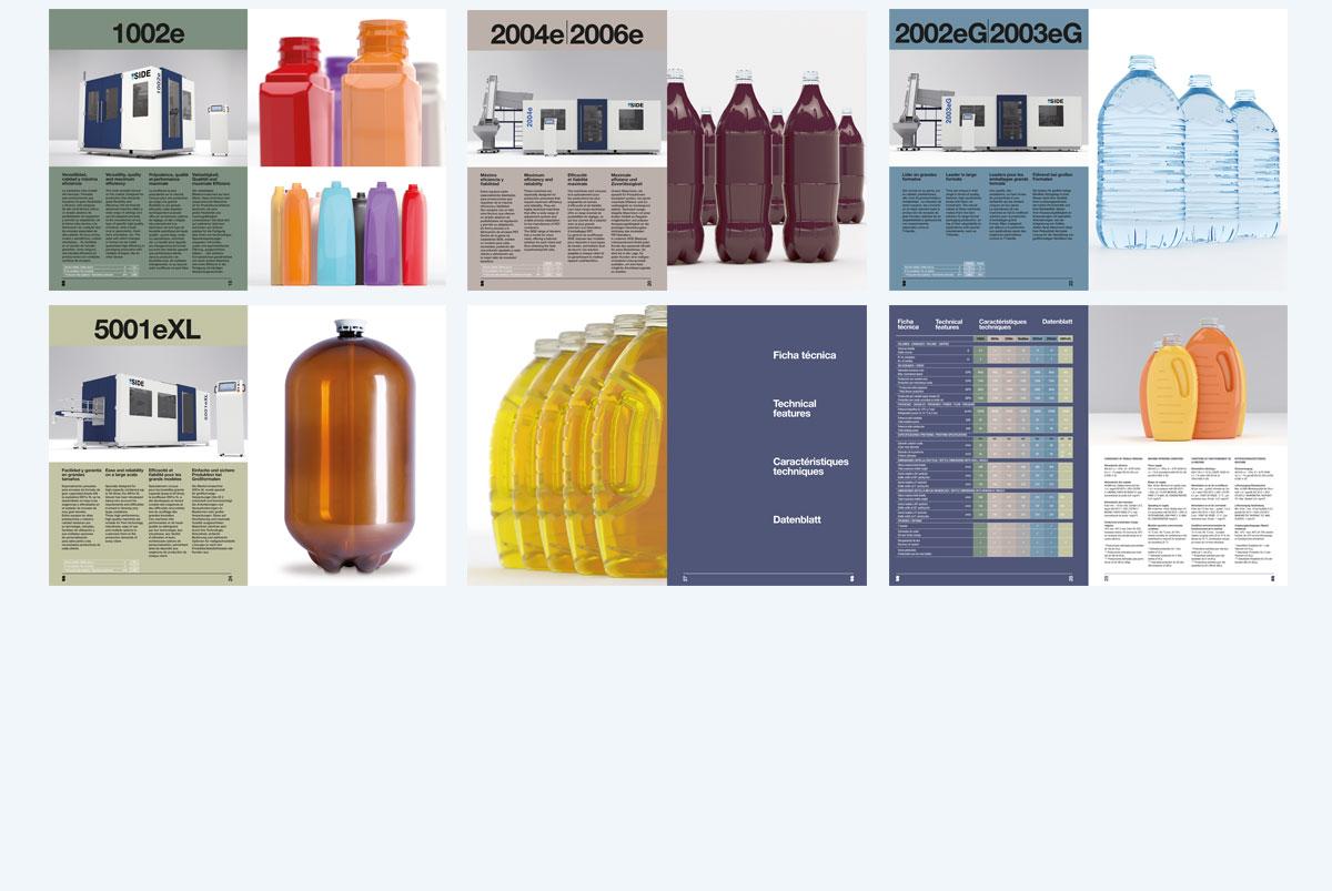 Diseño de catálogos corporativos. Estudi Marta Sansa