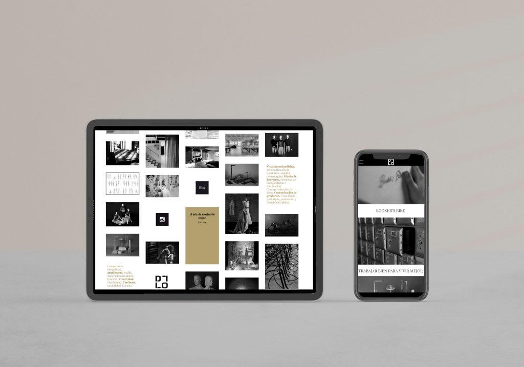 Diseño web para empresas. Estudi Marta Sansa