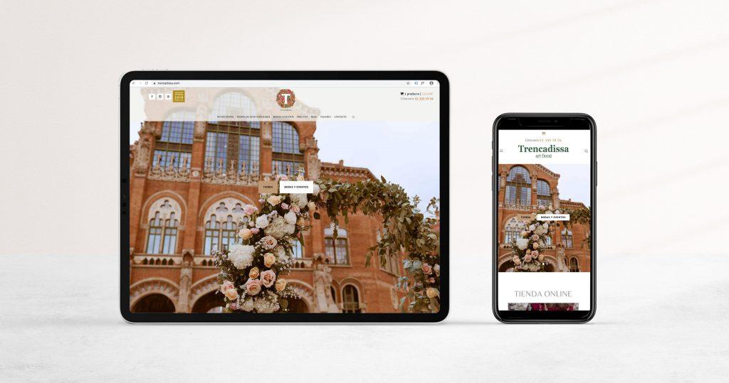 Diseño web y tiendas online. Estudi Marta Sansa