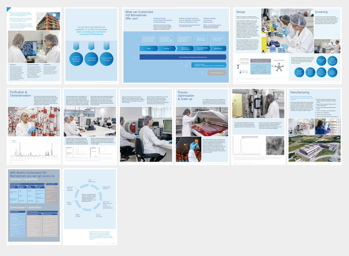 Diseño gráfico de catálogos en Badalona-Barcelona