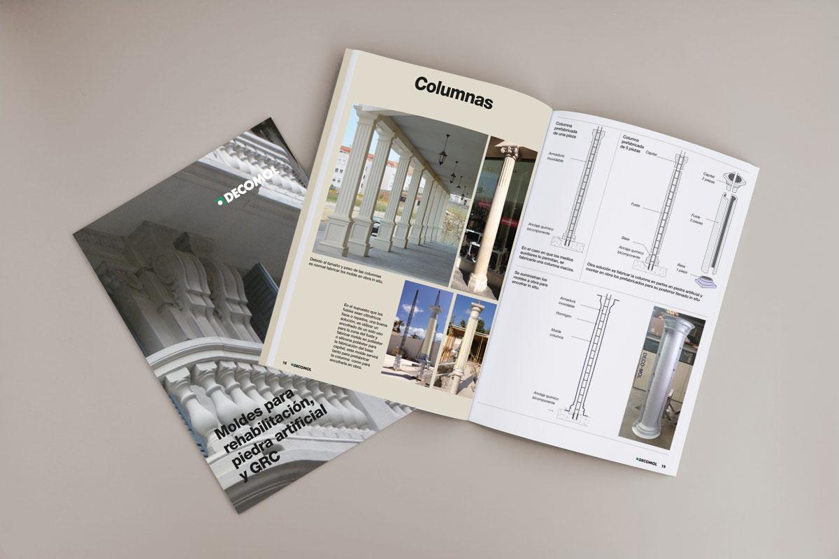 Diseño de catálogos para empresas e instituciones